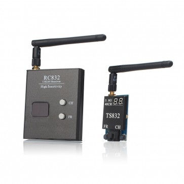 AKK TS832+RC832 5.8GHz Video transmitter and Receiver Kit