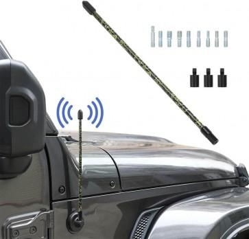 AKK 13 Inch Cool Car Antenna Arrow Antenna