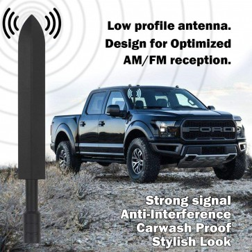 AKK Car Antenna Short Rubber Truck Radio Antenna