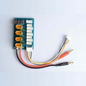 3in1 3S/4S XT60 Parallel Charging Board
