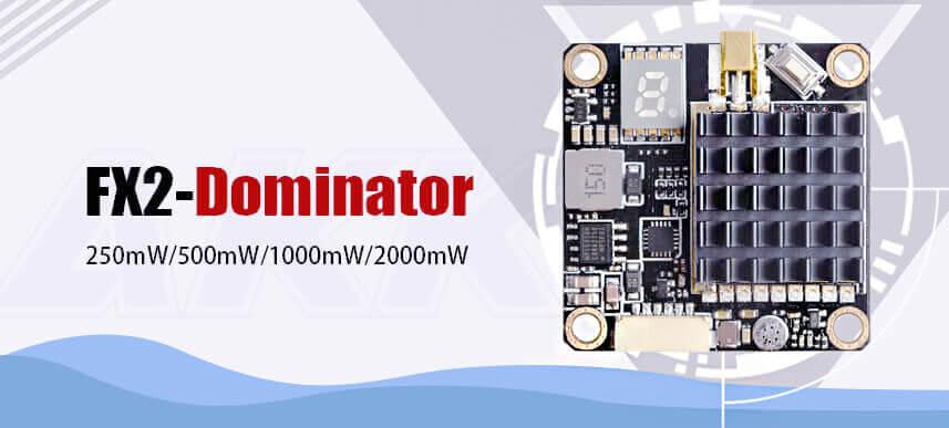 2000mW VTX FX2-Dominator