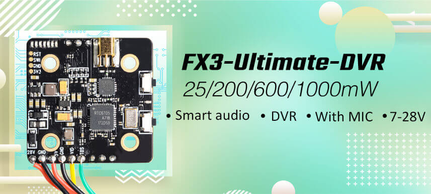 FX3-Ultimate-DVR VTX