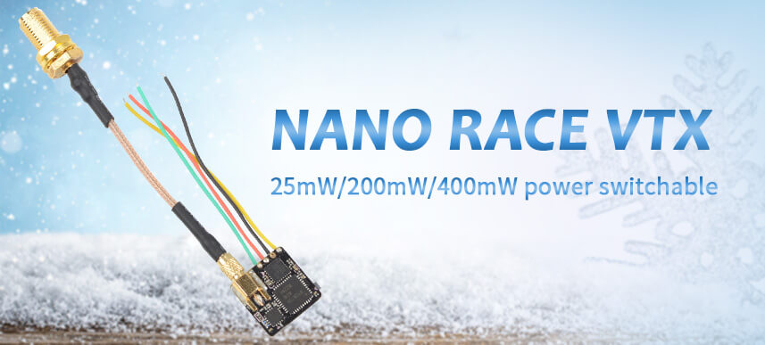 Nano Race VTX